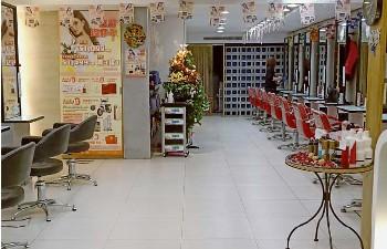 上越國際髮型 麗園店