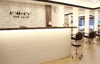 WHY Hair Salon 二館