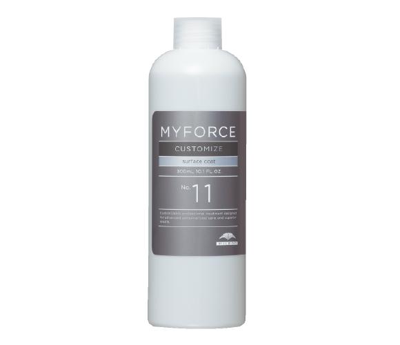 5G頂級護髮  No.6 柔軟(300ml/填充瓶噴頭))